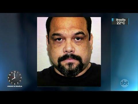 Audiência do maior traficantes de armas do Brasil é adiada nos EUA | SBT Brasil (26/02/18)
