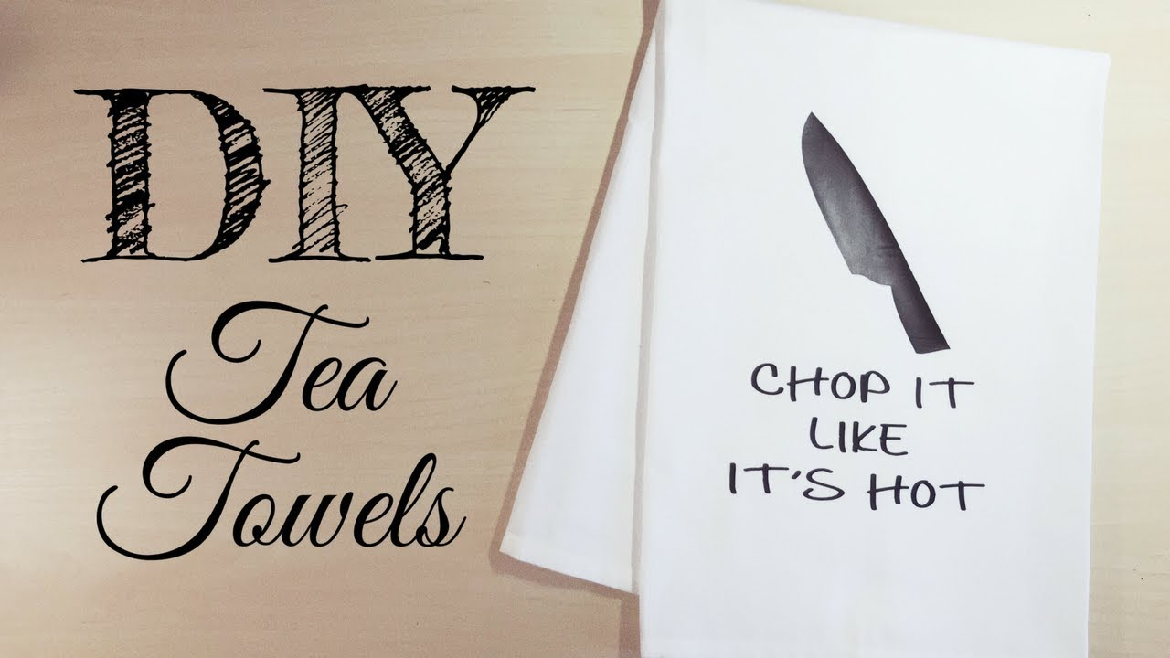 DIY Tea Towels with HTV | How to Download an SVG from Etsy | Cricut  Christmas Gifts & Decorations