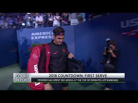 2018 First Serve Countdown: Will Roger Federer Win 20th Grand Slam In 2018?