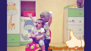 �������� ���� Детский клуб раннего развития SmartFox. Франчайзинг - поможем открыть детский центр ������