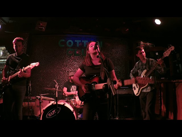 She'Sophi en directo en Cotton Club Bilbao 3
