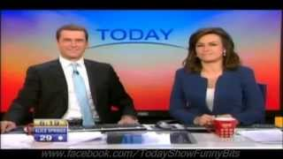 Today Show Funny Bits Part 50. The Very Best of Today Show!