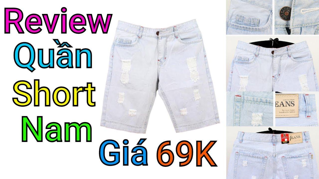 Thử Mua Quần Short Nam Q32 Trên Shopee Cái Kết có nên mua quần áo online ?
