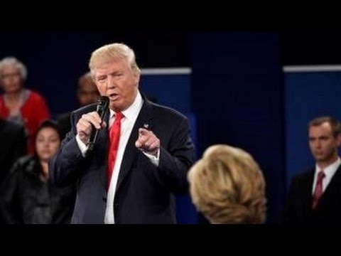 Is Trump still the change agent?