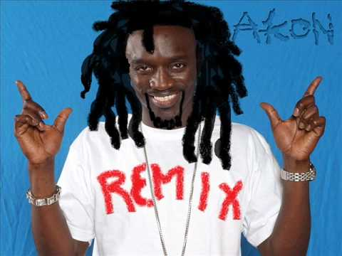 Akon-Right Now Coming In From The Cold Remix