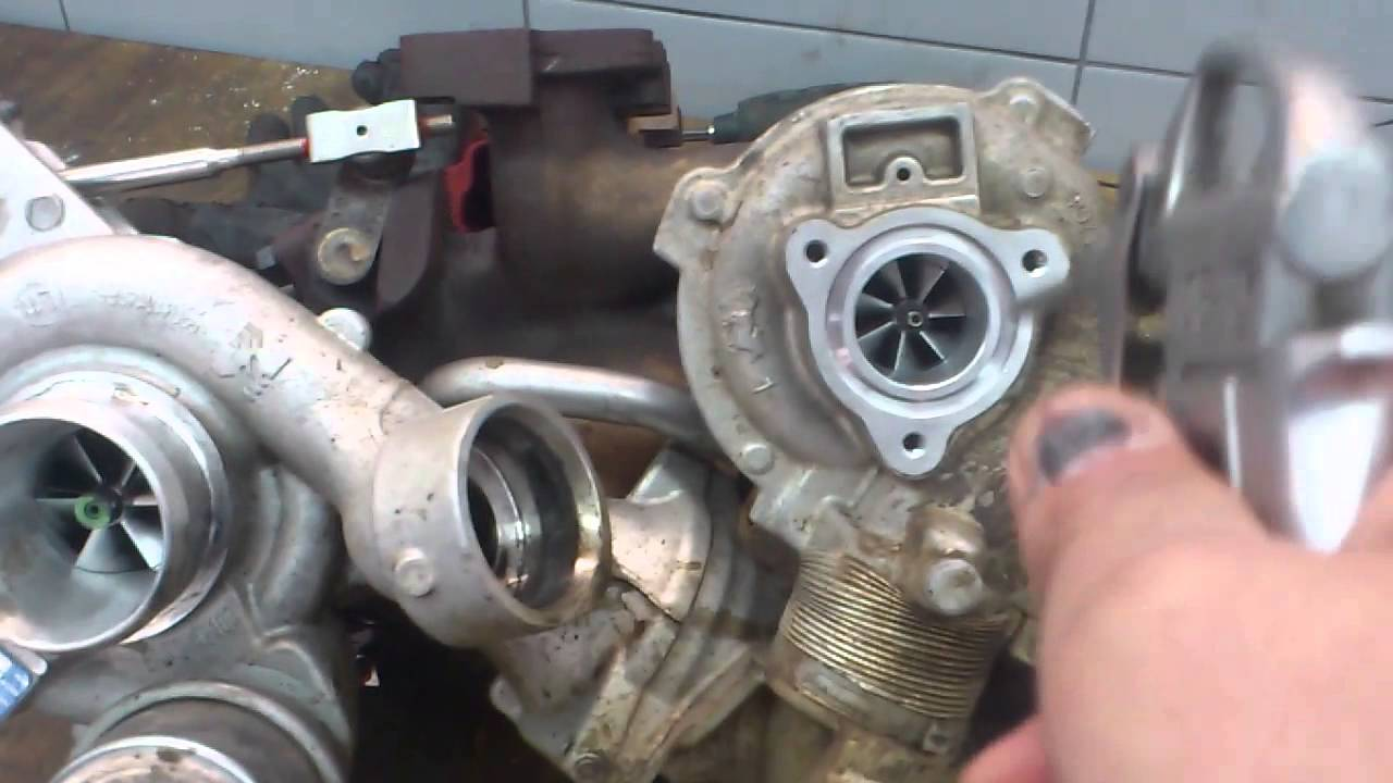 Amarok Small Turbocharger Lack Of Rotation Dtc P029900