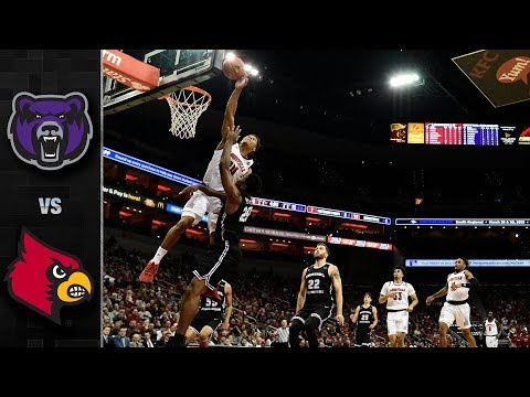 Central Arkansas vs. Louisville Basketball Highlights (2018-19)