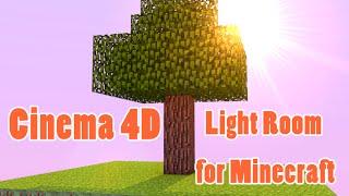 Cinema 4D LightRoom Template (Free Download)