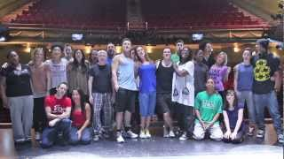 Happy 1st Birthday Ghost the Musical - A Little Song From The 2012 London Cast...