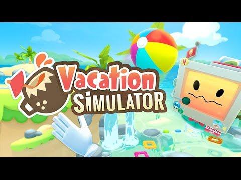 Vacation Simulator Launch Trailer  |  Oculus Rift