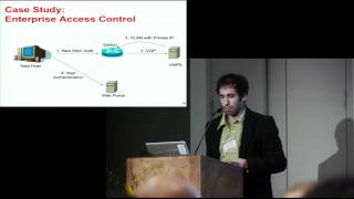 Software Defined Network Management - Nick Feamster