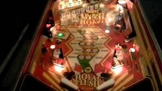 1983 Gottlieb Royal Flush Deluxe