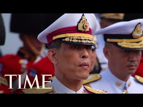 What To Know About Thailand's New King - Crown Prince Maha Vajiralongkorn | TIME