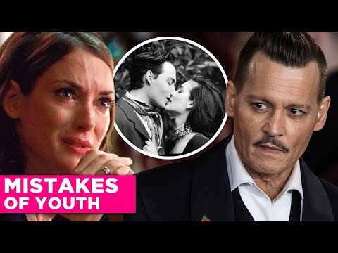 Why Johnny Depp And Winona Ryder Never Ended Up Together | Rumour Juice