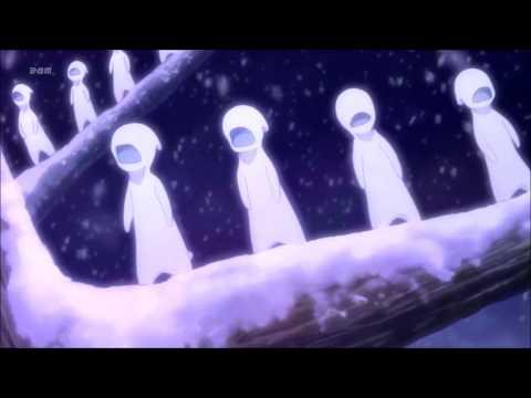 Hakkenden Touhou Hakken Ibun ep 8 : (Yuki no hitohara) Yukhime song