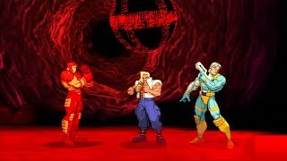 Marvel VS Capcom 2 - Iron Man/Charlie/Cable - Expert Difficulty Playthrough