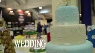 Wedding magazine visit the Cake and Bake show 2013 Thumbnail