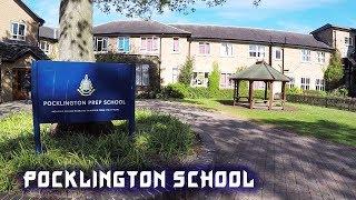 Экскурсия по Pocklington School