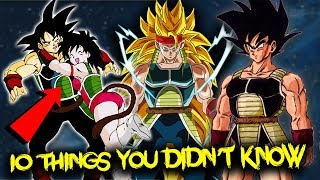 10 Things You Didn't Know About Bardock (Goku's Father) - Dragon Ball