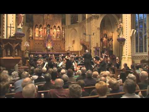 Dylana Jenson - Tchaikovsky Violin Concerto Mvt 1 pt. 1