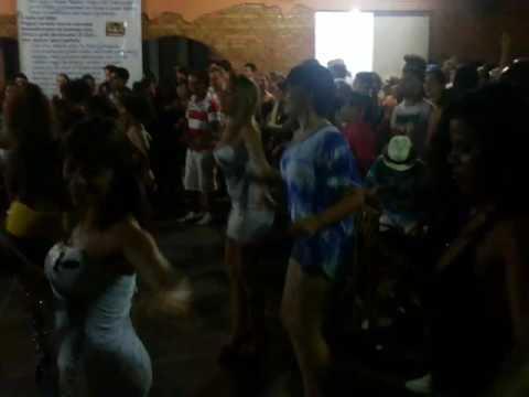 Samba Dance school at Curitiba,Brazil - 1