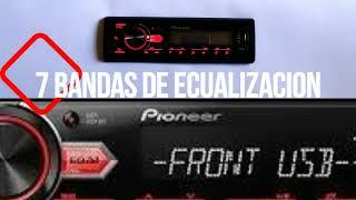 Radio Pioneer MVH-85UB 2019