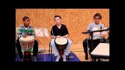 Cup Song du College Le Cèdre 76380 Canteleu 2014