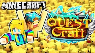 THE CHICKEN PRANK! | Questcraft #11
