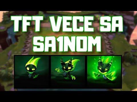 TFT VECE SA SA1NOM / SHOWMATCH JE GOTOV / VRATIO SE U.GG / WORLD OF DUELS!