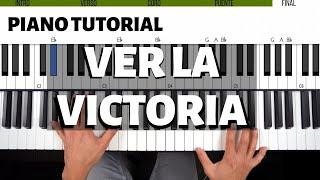 Download Ver La Victoria   Elevation Worship   Piano Tutorial Mp3 and Videos