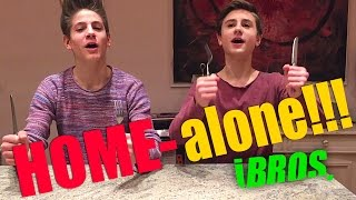 iBROS. - HOME ALONE