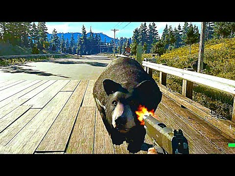 FAR CRY 5 - 25 Minutes of Gameplay Demo (PS4 XBOX ONE PC) - Developer Walkthrough 2017