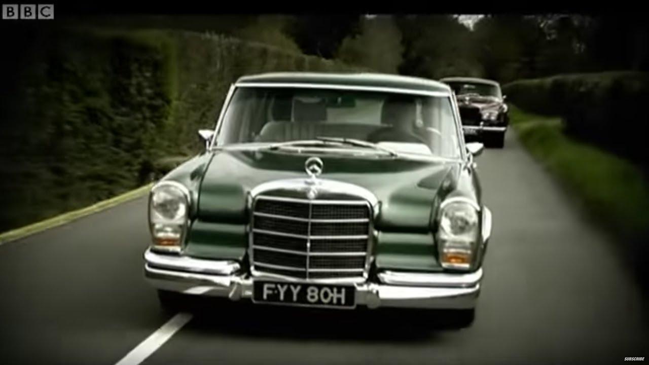 Classic Car Challenge: Grosser Mercedes Vs Rolls-Royce ...
