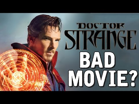 Doctor Strange: DONE WITH MARVEL? - Dude Soup Podcast #95