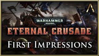 Warhammer 40k: Eternal Crusade - First Look Gameplay