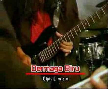 Thomas - Dermaga biru