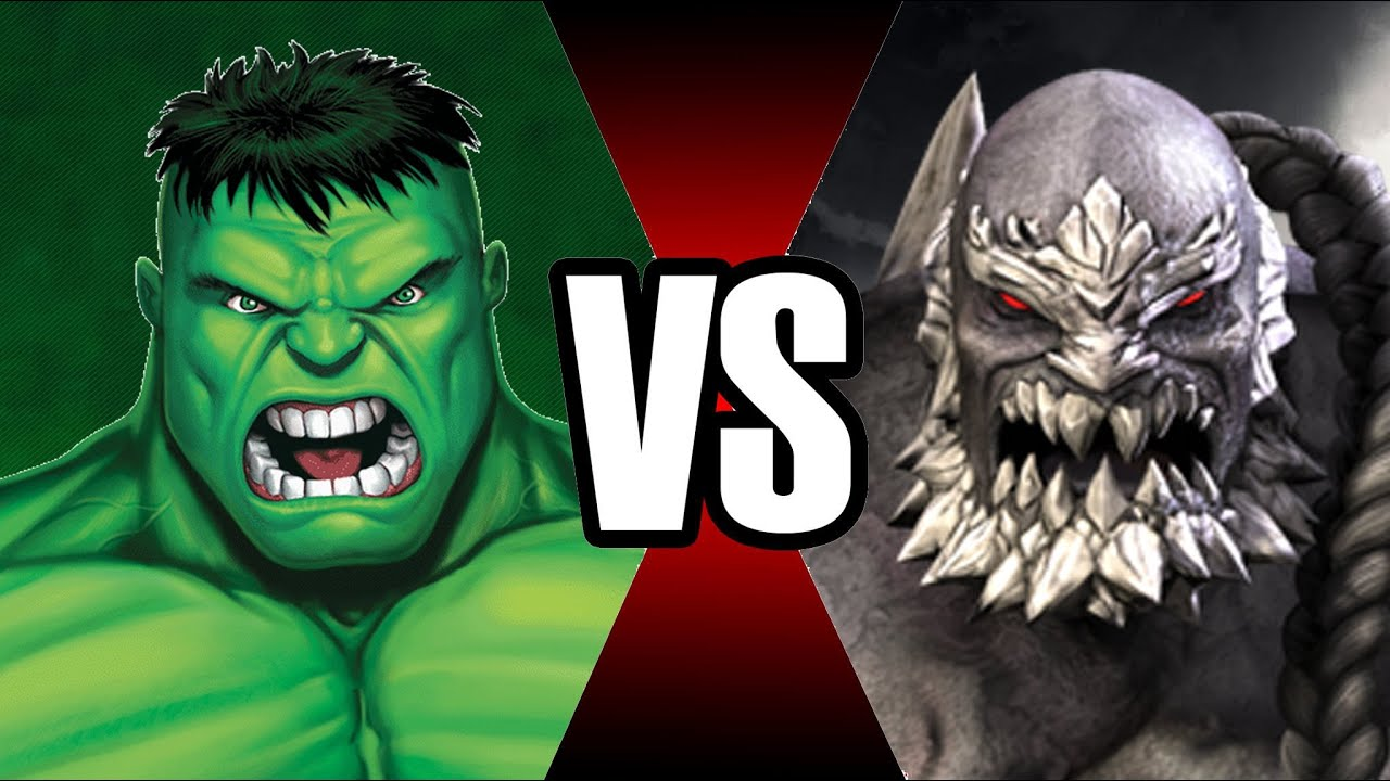 HULK VS DOOMSDAY | BATALHA MORTAL | Ei Nerd - YouTubeDoomsday Vs Hulk