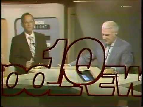 KOOL (CBS - Phoenix, AZ) Partial Local News Broadcast w/Commercials (Early Sat. 9/13/1980)