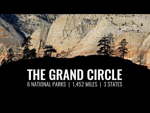 The Grand Circle - A Road Trip To 6 National Parks   Info, Photos, Tips And More