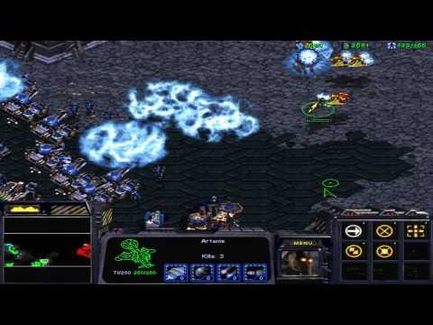 StarCraft: Brood War Campaign: Empire Wars -- Episode II 5. Hybrid Dusk