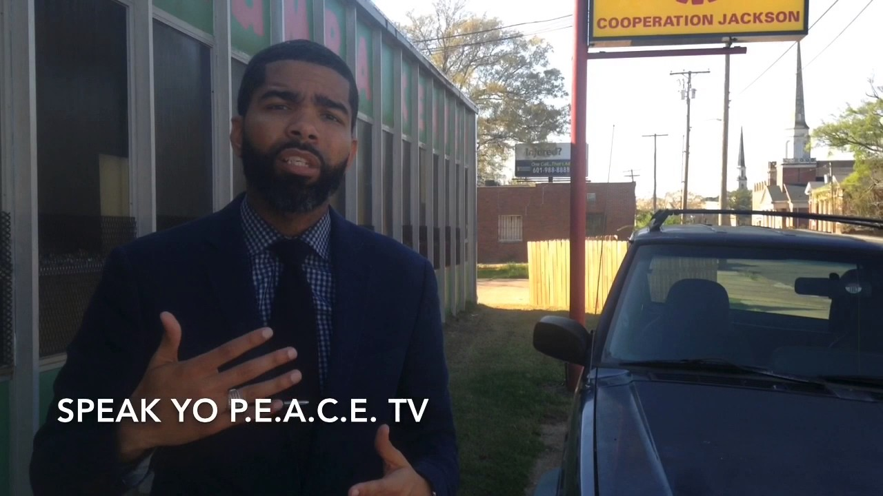 Talking To Leaders wit Chokwe Antar Lumumba - YouTube