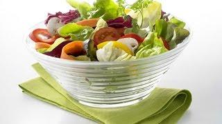 Салат для похудения от Мужская Кухня.