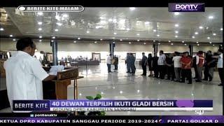 40 Dewan Terpilih Ikuti Gladi Bersih