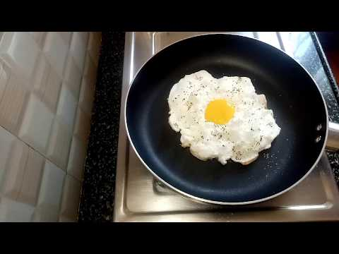 Cloud egg/Cloud egg without oven/Egg recipes/Breakfast recipes/Spicy lover