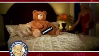Vermont Teddy Sex Bear