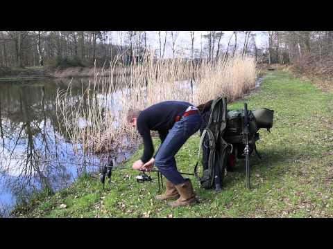 KWO Fieldtest - Carpporter Porterlite 2 Barrow - Willem Kwinten