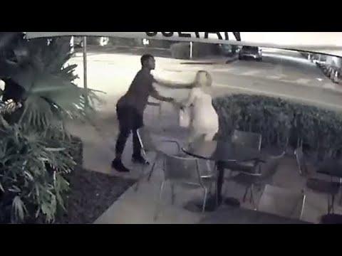 Video: Woman Mugged On Miami Beach