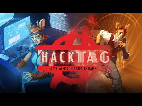 Hacktag Steam Early Access Launch Trailer