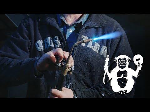 Видеоурок газовой сварки