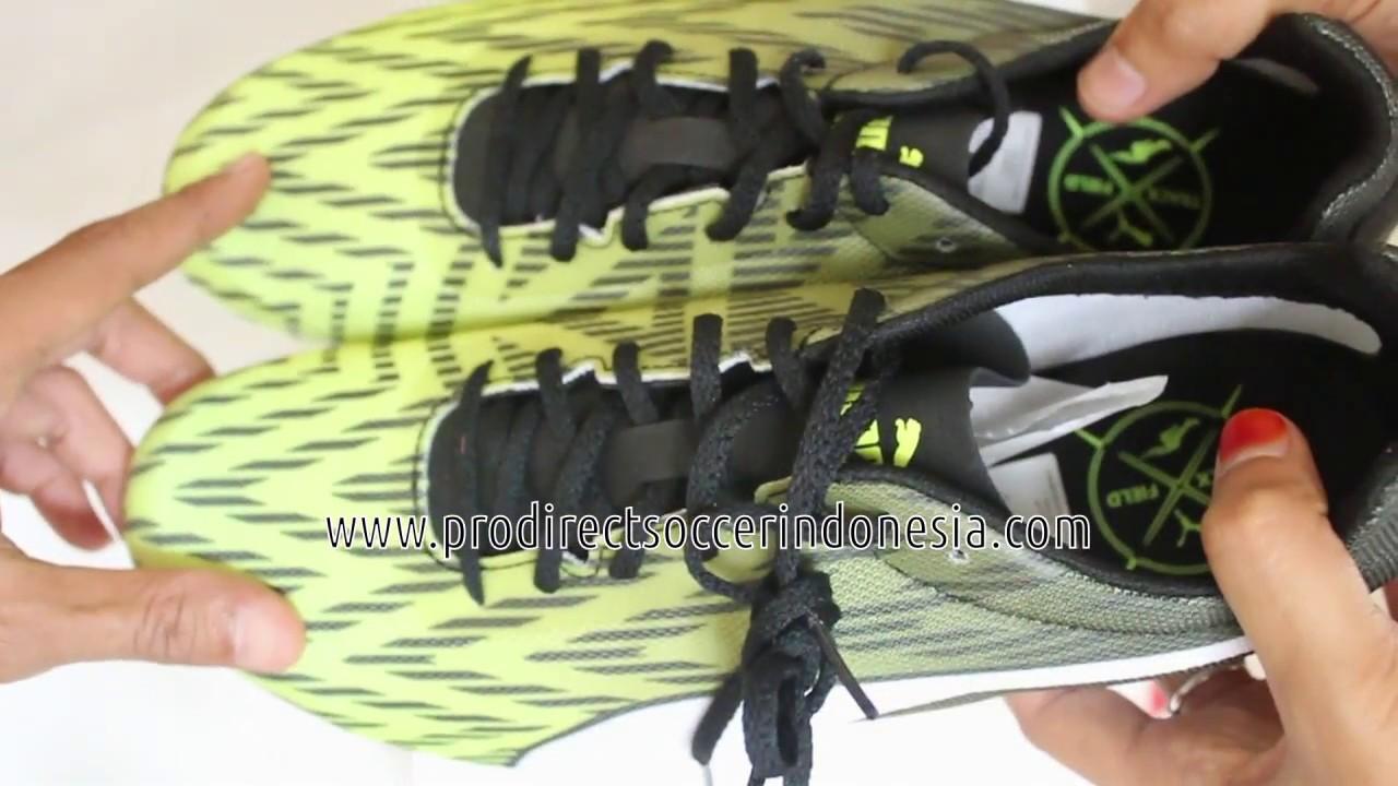 a316bd9079509b Sepatu Spikes Puma Evospeed Star 5 Safety yellow Black White 189546 ...